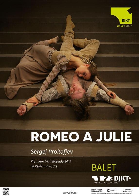 Pilsen_Romeo und Julia_DJKT_Plakat