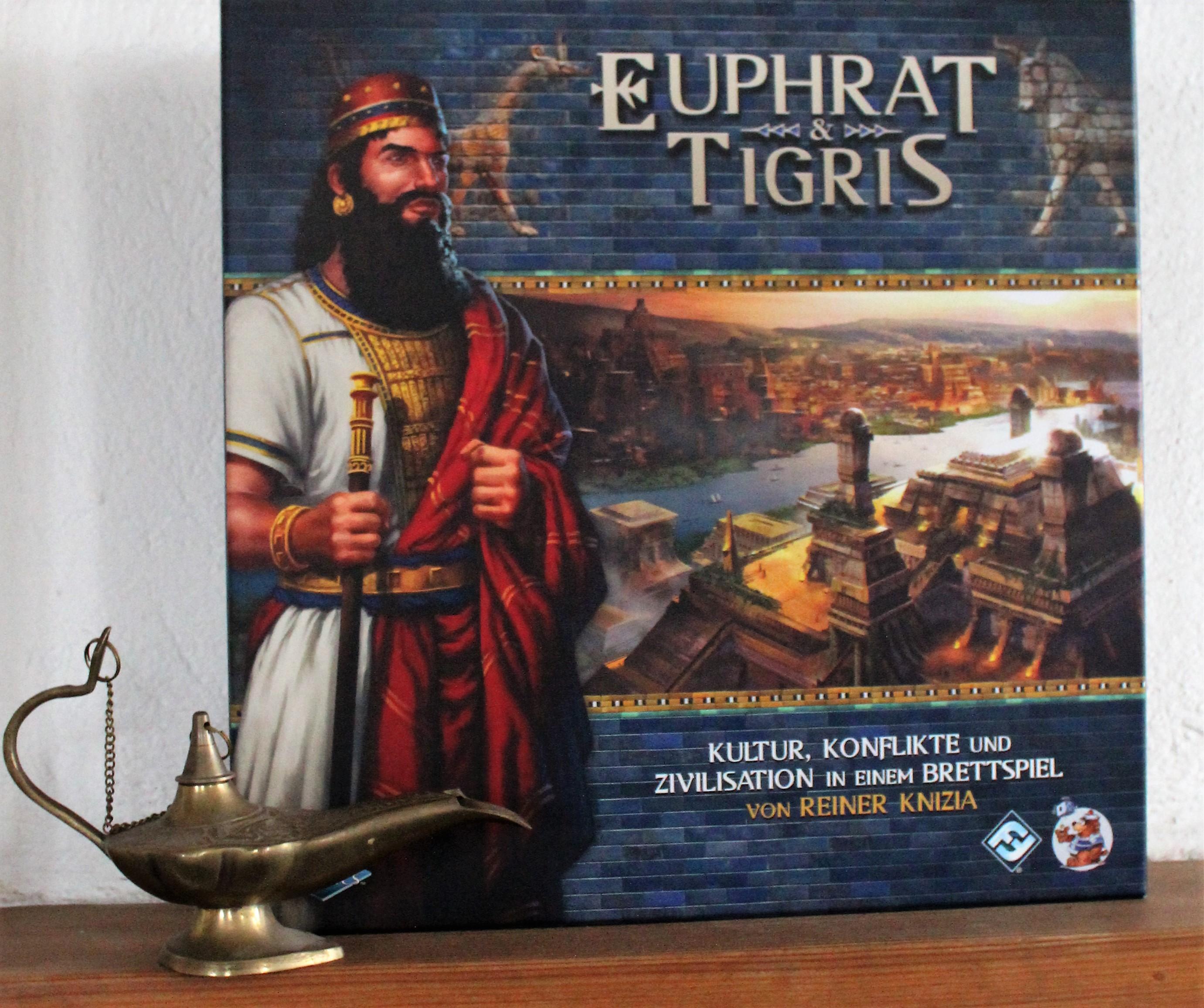 Euphrat und Tigris 4